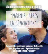 Séance d'information « Parents, après la séparation » - Béziers